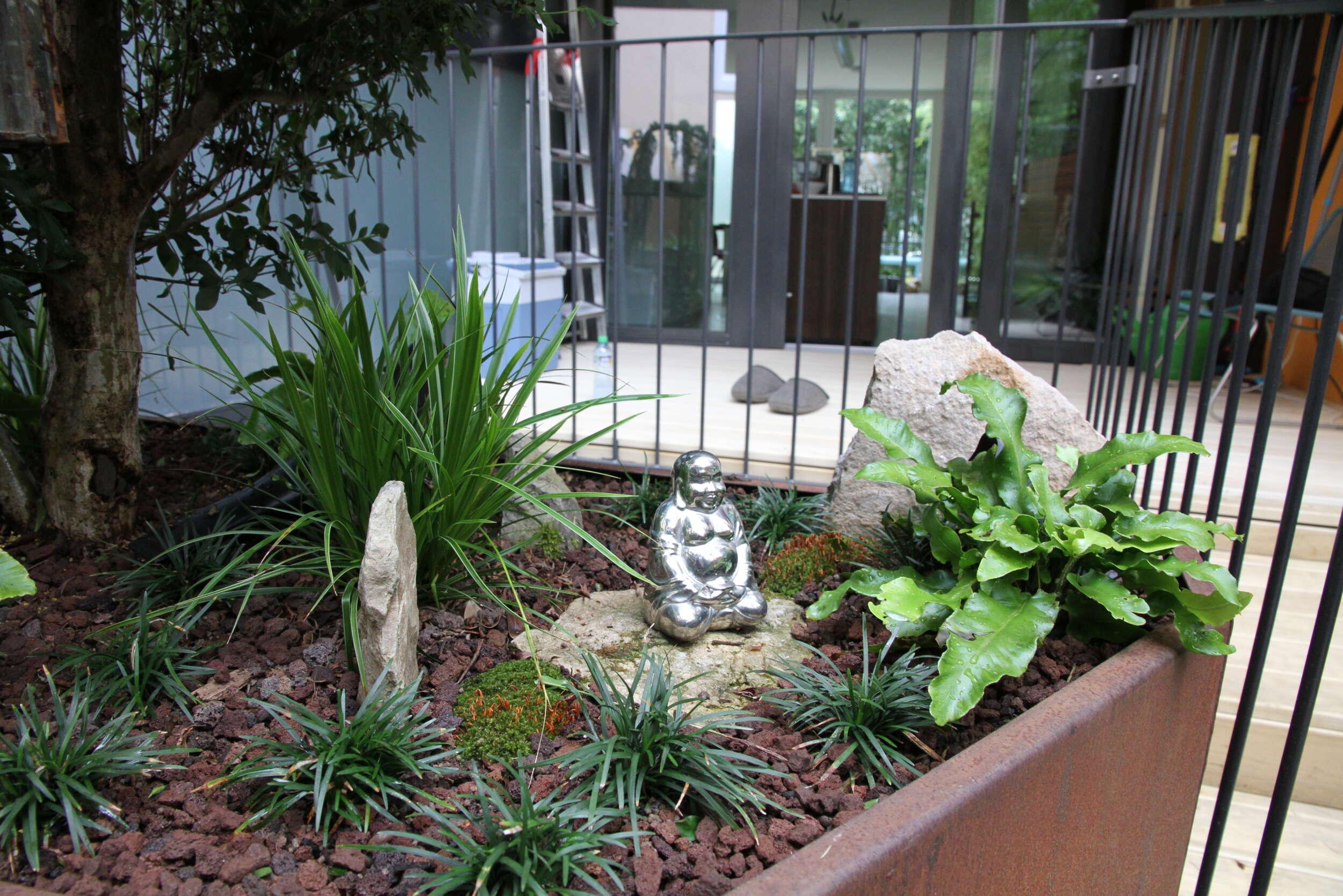 Garten Im Japanischen Stil Avantgarten